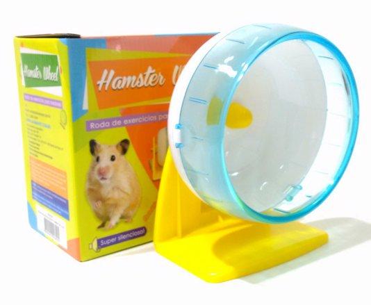Roda de Exercício para Hamster Grande - ROE 002