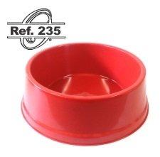 Comedouro Cães e Gatos Plástico 3200 ml - Ref 235