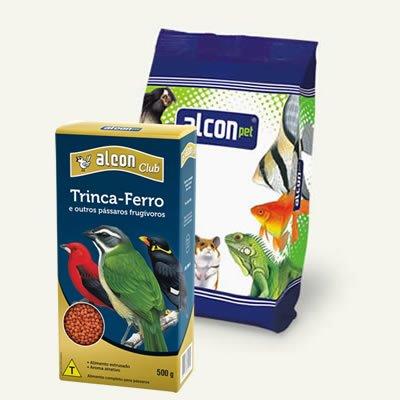 Alcon Club Trinca Ferro 500 g - Alimento Completo para Pássaros