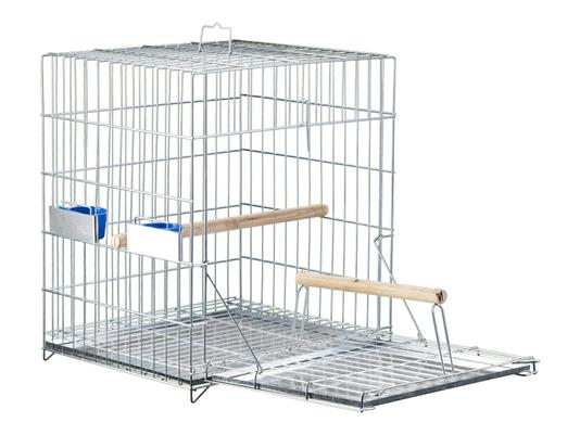 Gaiola metal Papagaio Duplex Zincada Londrina 34 Ver frete