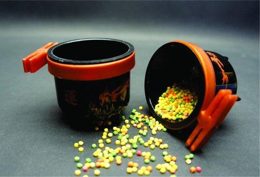 Porta Vitamina Potão Samurai - 56.1S - 12 unidades