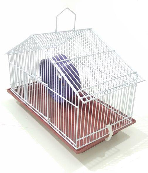 Gaiola Hamster Pequena Epóxi - Cód. 897