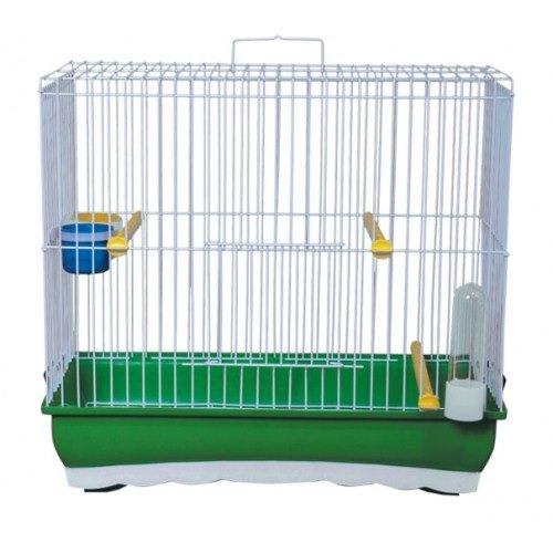 Gaiola Pássaros Tropical para Canários