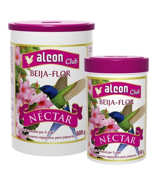 Alcon Club Beija Flor Néctar 150 g Alimento Atração Pássaros