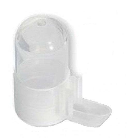 Bebedouro Plástico Pássaros Canario Coleiro Torneio 12 unidades