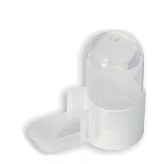 Bebedouro Plástico Pássaros Torneio Malha Larga 35 ml 12 un