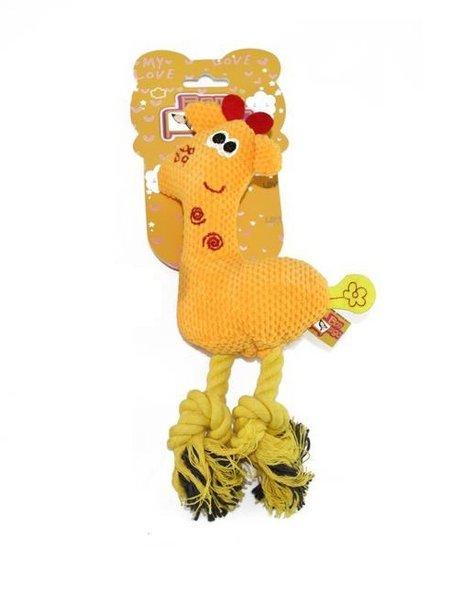 Brinquedo Cães Pelúcia Dog Girafa - BW2006