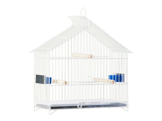 Gaiola Pássaros Americana Epoxi - Ref. 10 - Londrina