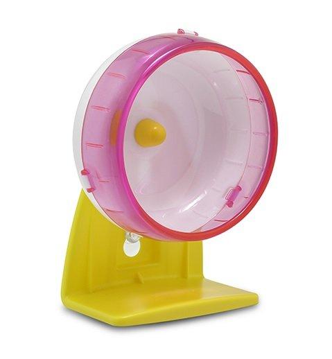 Roda de Exercício para Hamster Pequena  ROE 001