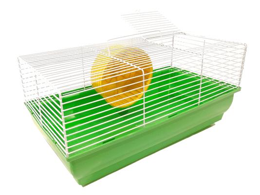 Gaiola Hamster Criadeira Grande Ornamental Ref. 106