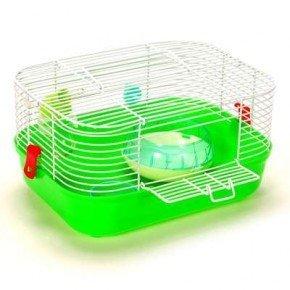 Gaiola Hamster Roedores Pequenos Pop Star Completa