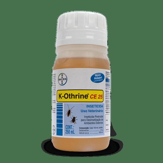 K'othrine SC 25 Controle Barata Formigas Moscas.50 ml