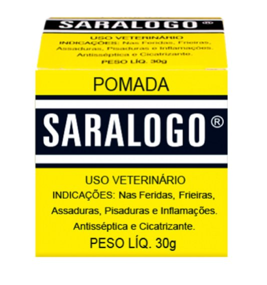 Pomada Cicatrizante Saralogo AIC - 30 g