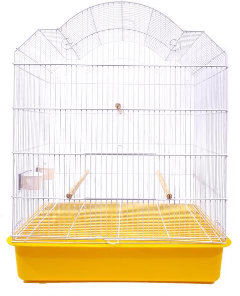 Viveiro Pássaros Bandeja Plástica Papagaio Agapornis Calopsita 148