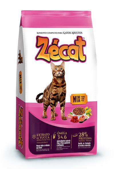 Zecat Ração Gatos Adultos 20 kg