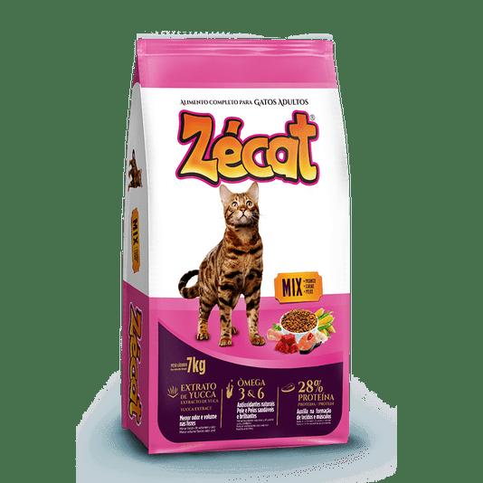 Zecat Ração Gatos Adultos 7 kg